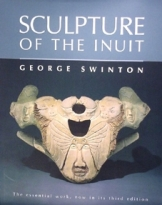 Buch-Cover Sculpture Inuit Swinton